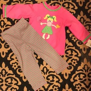 Other - NWT Girls Two Piece Set